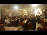 1η Συνάντηση και κοπή Αγιοβασιλόπιτας των Κατηχητών και Κατηχητριών της Ι. Μ. Γλυφάδας Ε., Β., Β. & Β. για το έτος 2019