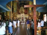 Αγιασμός για την έναρξη των Κατηχητικών σχολείων στην Αγία Τριάδα Αγρινίου