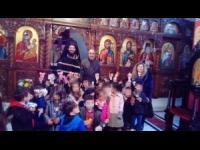 Άγιες ημέρες στο Κατηχητικό Ι.Ν.Ευαγγελισμού της Θεοτόκου Ν.Χαλκηδόνας