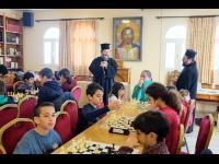 Ολοκληρώθηκε το 3ο Διενοριακό Πρωτάθλημα Σκάκι του Αθλητικού Οργανισμού «Ο ΑΓΙΟΣ ΝΕΣΤΩΡ» της Ι. Μ. Γλυφάδας, Ε. Β. Β. & Β.