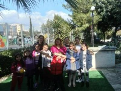 Τα παιδιά στον Χριστό - Ι.Ν.Ευαγγελισμού της Θεοτόκου Ν.Χαλκηδόνας