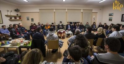 Κοπή Βασιλόπιτας στη Σύναξη Νέων & στα Κατηχητικά στην Ι.Μ.Άρτης