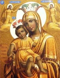 Ο ρόλος της μητέρας του Θεού