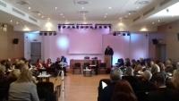 «'Αρσεν και Θήλυ εποίησεν αυτούς»  Διάλογος για τη θέση της γυναίκας στην Εκκλησία και την Κοινωνία / Ι.Αρχιεπισκοπή Αθηνών