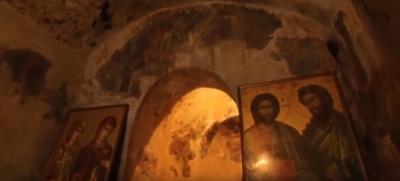 Αφιέρωμα στην Αγία Θεοδώρα εν Βάστα Αρκαδίας (βίντεο)-Αρχ.Ιακώβου Κανάκη