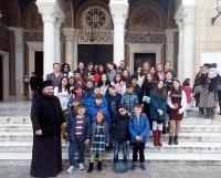 Ι. Ν. Αγίου Στυλιανού Γκύζη-Εκδρομή στο Ιστορικό κέντρο της Αθήνας