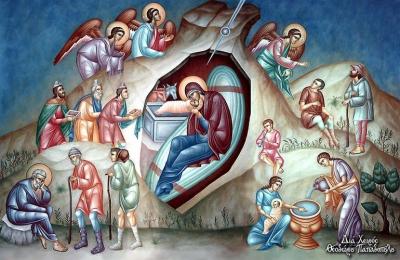 Η Χριστουγεννιάτικη γιορτή Γραφείου Νεότητας Ι.Μητροπόλεως Κερκύρας - 18/12
