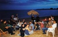 Σύναξη Νέων... στην παραλία - Ι.Ν.Αγίας Σοφίας Ν. Ψυχικού & I.N. Αγ. Αναργύρων Ηλιουπόλεως