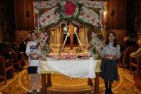 Συμμετοχή των Νεανικών Κατηχητικών Συντροφιών Ιερού Ναού Αγίου Στυλιανού Γκύζη την Μεγάλη Εβδομάδα