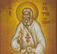 Όσιος Σεραφείμ του Σαρωφ: σύντομες διδασκαλίες