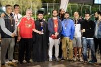 Διεξήχθηκε ο Τελικός ποδοσφαίρου Λυκείου και πραγματοποιήθηκαν οι απονομές του ΙΒ΄ Διενοριακού Πρωταθλήματος Ποδοσφαίρου του Εκκλησιαστικού έτους 2016-2017, του Αθλητικού Οργανισμού «Ο ΑΓΙΟΣ ΝΕΣΤΩΡ» της Ιεράς Μητροπόλεως Γλυφάδας Ε. Β. Β. & Β
