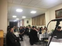 1η Συνάντηση Κατηχητών και επίδοση ενταλτηρίων, για την έναρξη της νέας κατηχητικής χρονιάς, στην Ι.Μ. Γλυφάδας, Ε. Β. Β. & Β.