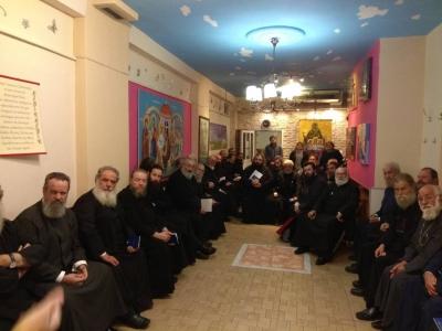 Τη Νεανική Εστία του Ι.Ν. Αγ. Σοφίας Ν. Ψυχικού, επισκέφθηκαν Ιερείς από την Ι.Μ. Κίτρους