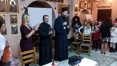 Το νέο κατηχητικό έτος ξεκίνησε - Ι. Ν. Ευαγγελισμού της Θεοτόκου Νέας Χαλκηδόνας