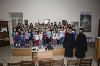 Έναρξη κατηχητικών Αγίου Νικολάου Αστακού-ΙΕΡΑ ΜΗΤΡΟΠΟΛΙΣ ΑΙΤΩΛΙΑΣ ΚΑΙ ΑΚΑΡΝΑΝΙΑΣ