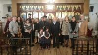 Πραγματοποιήθηκε η Χριστουγεννιάτικη Eκδήλωση, του Ιερού Ναού Προφήτου Ηλιού Κόρμπι Βάρης