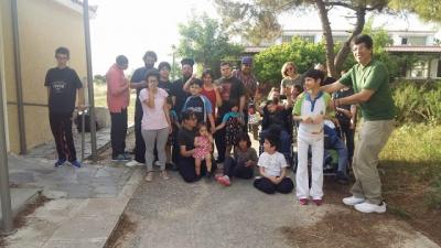 Ολοκληρώθηκε η Εορτή Λήξεως της Κατηχητικής Συνάξεως του Ιερού Παρεκκλησίου Αγίου Στυλιανού Κ.Α.Α.Π. Βούλας
