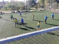 Έναρξη Πρωταθλήματος Ποδοσφαίρου Ιεράς Αρχιεπισκοπής Αθηνών