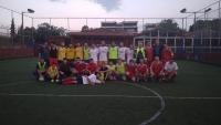 Ολοκληρώθηκε το Διενοριακό Πρωτάθλημα Ποδοσφαίρου Αποφοίτων αγοριών, του Αθλητικού Οργανισμού ο Άγιος Νέστωρ, της Ιεράς Μητροπόλεως Γλυφάδας