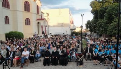 Εκδήλωση Ι.Ν. Αγίου Δημητρίου Αγρινίου λήξεως πνευματικών ευκαιριών και μαθημάτων Κοινωνικού Φροντιστηρίου περιόδου 2017-2018