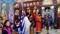 Η Εορτή του Ευαγγελισμού της Θεοτόκου στον Ι.Ν.Ευαγγελισμού της Θεοτόκου Ν.Χαλκηδόνας