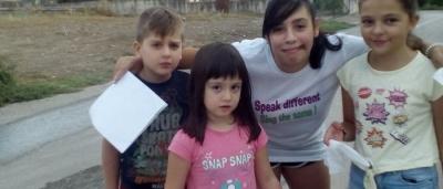 Τα παιδιά του Κατηχητικού της Ενορίας Σταυρού Ι.Μ.Φθιώτιδος αποχαιρέτησαν το καλοκαίρι και καλωσόρισαν τη νέα Σχολική Χρονιά